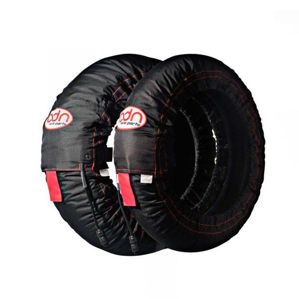 calentador digital de neumáticos competición