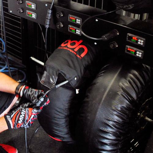 calentador de neumaticos de moto SSP