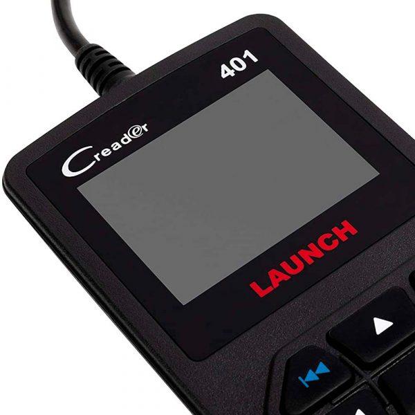 pantalla a color CR 401 Launch