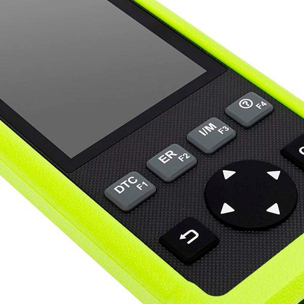 detalle teclado Launch creader 981