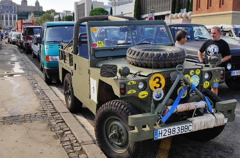 jeep clásico ASOCPARC