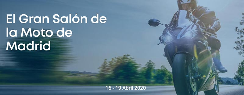 Vive la Moto 2020 Madrid