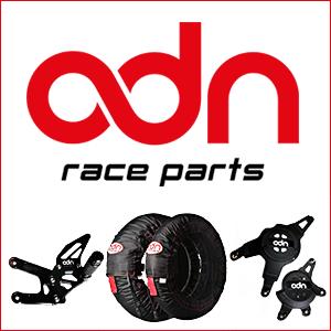 Accesorios para motos de competición