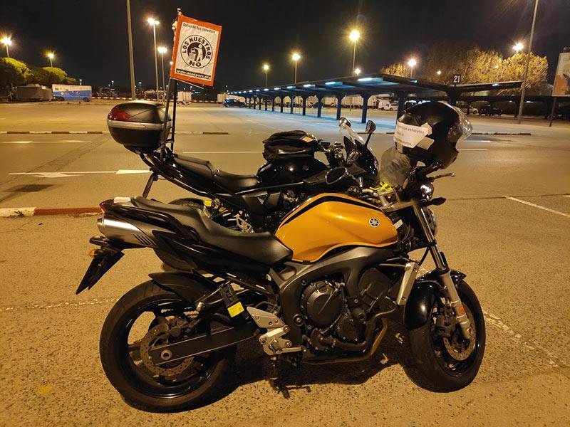 motos Asocparc Barcelona