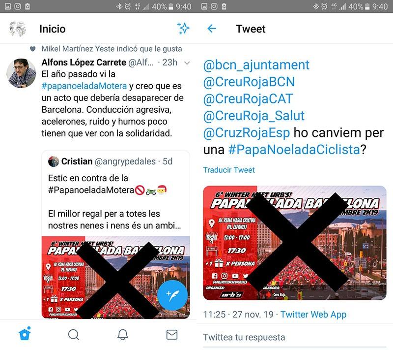 anti-papanoelada Barcelona