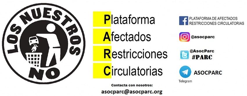 contactar con ASOCPARC Barcelona