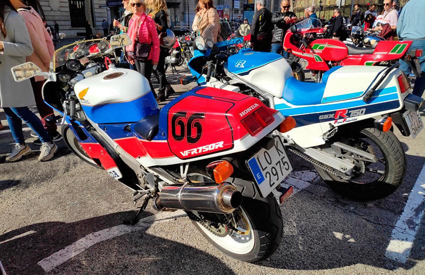 motos en Barcelona contra la ZBE