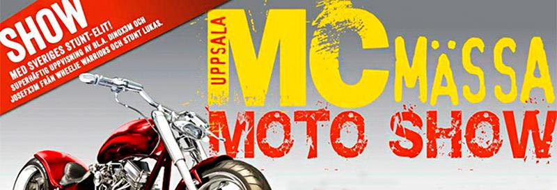 mc massa uppsala Moto Show 2020