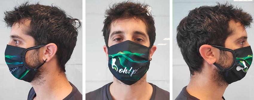 mascarillas personalizadas para empresas